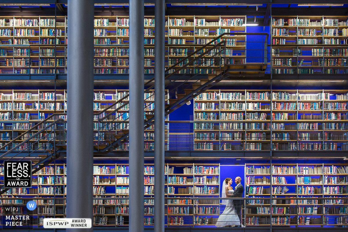 TU Bibliotheek Delft - MooiBelicht Trouwreportages