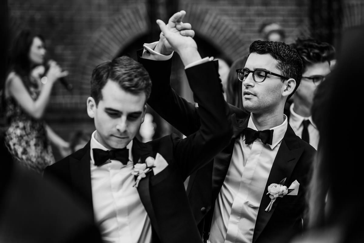 amsterdam gay couple wedding